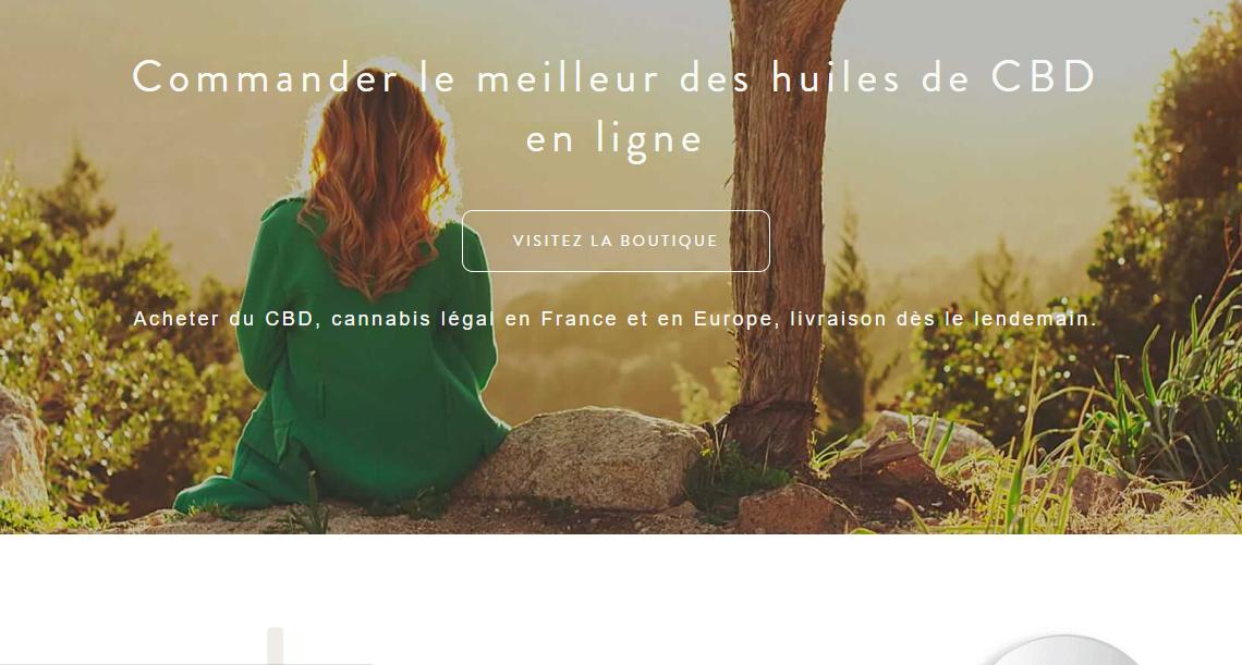La meilleure plateforme pour acheter une huile CBD en France