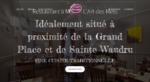 L'Art des Mets, Restaurant à Mons