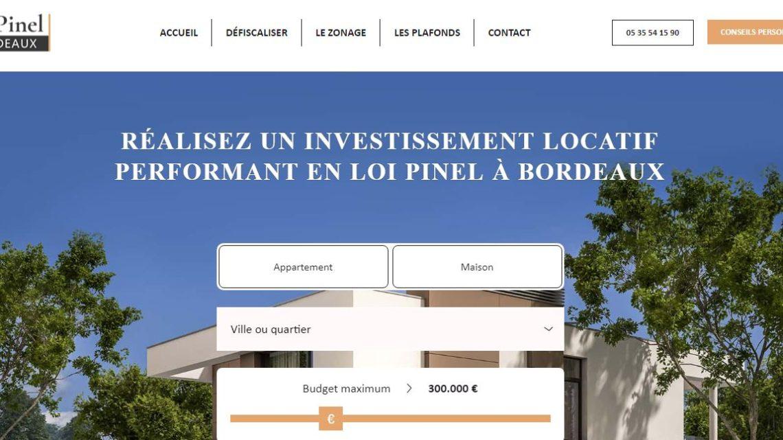 Loi Pinel Bordeaux