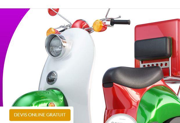 Tout savoir sur l'assurance scooter de livraison