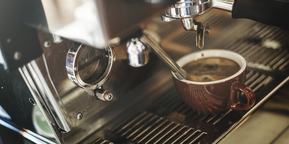 La machine à café Siemens EQ6 Plus.