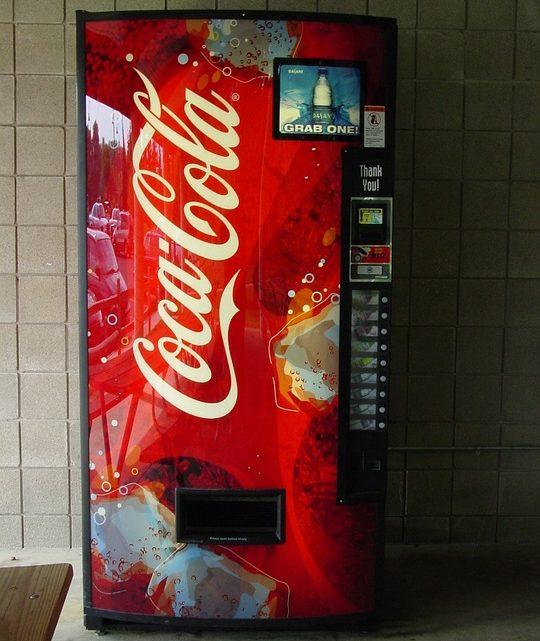 Choisir votre distributeur automatique