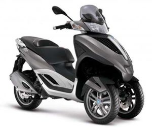 location scooter mp3 300cc