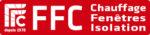 Logo entreprise chauffagiste - FFC Chauffage