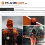 Pourmonsport.com site dédié au port